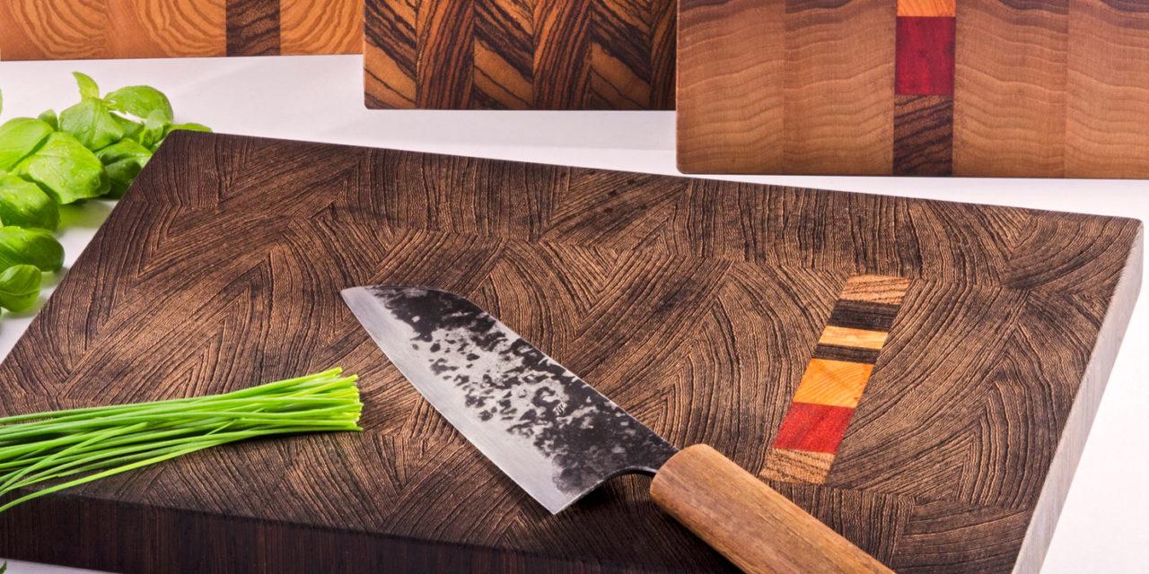 handgearbeitete design unikate elbholz schneidebretter und wohnideen aus holz. Black Bedroom Furniture Sets. Home Design Ideas